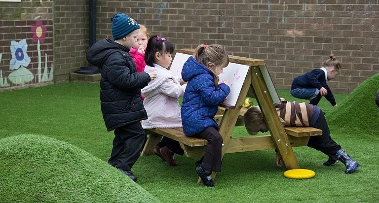 Open air Nursery Furniture – Keep Them Looking New