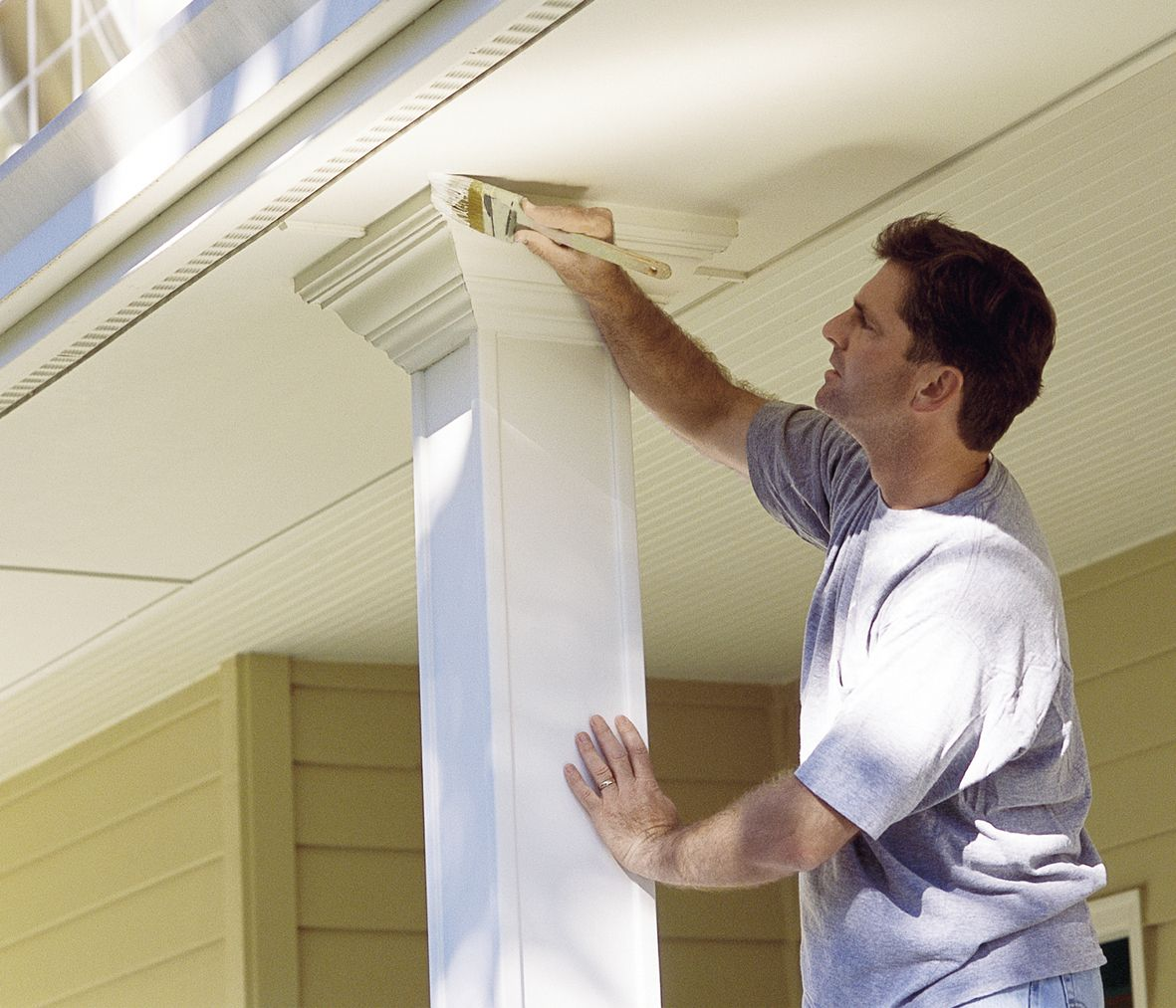 Painting Outside Trim