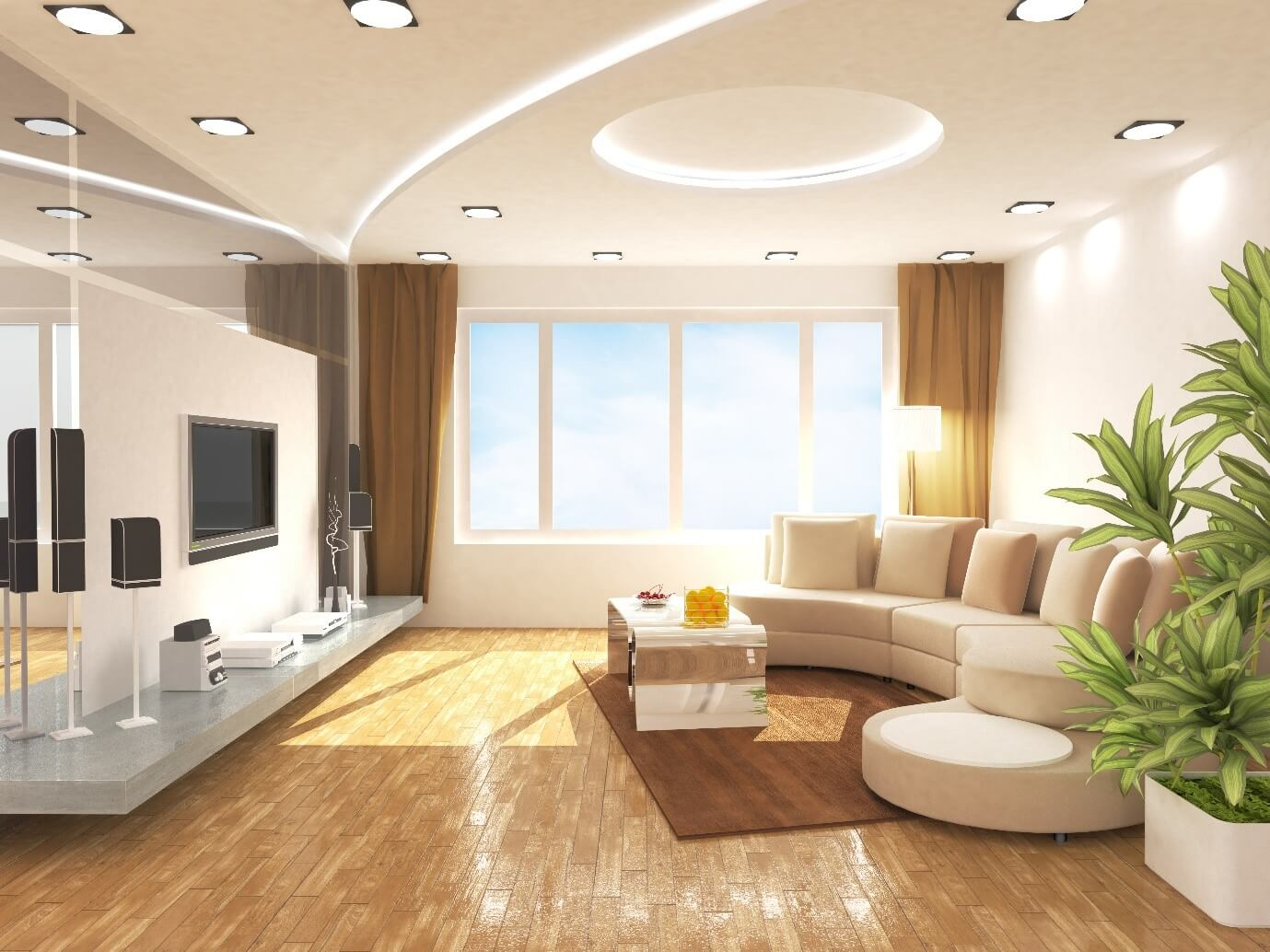 Advantages of Utilizing Enlivening Floor Lights – Home Enrichment Tips