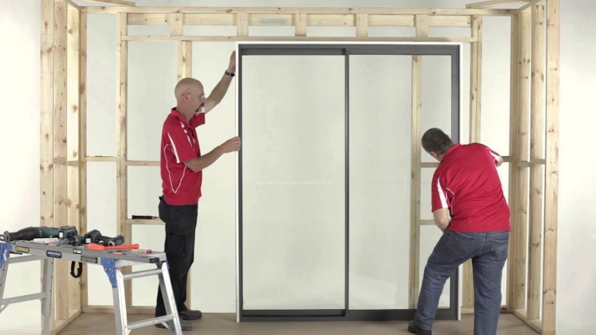 Having your Patio Doors Installed: Why Leave the Job to the Pro